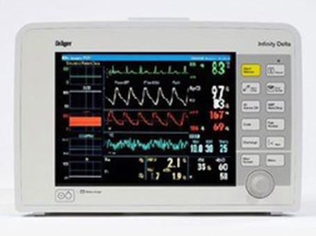 Hospital Bedside Monitor This Bedside Monitor to