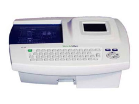 Welch allyn cp 100 ekg machine manual