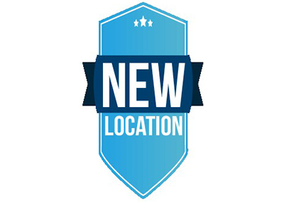 Announcement: We have a new location!